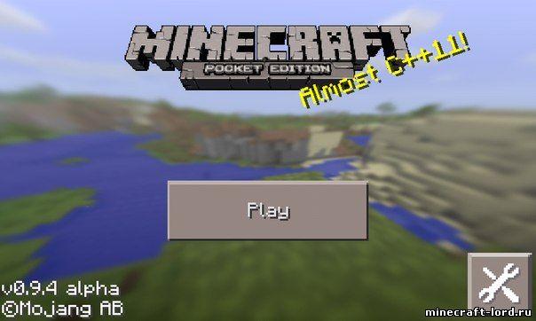 minecraft pocket edition 0.9.4