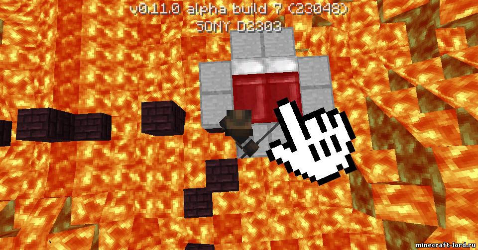 Скачать Minecraft PE 0.8.1